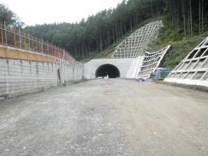 菅窪地区改良工事