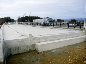 石鳥谷南こ線橋下部工工事