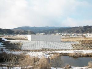 一般国道106号宮古西道路長沢川橋梁下部工工事