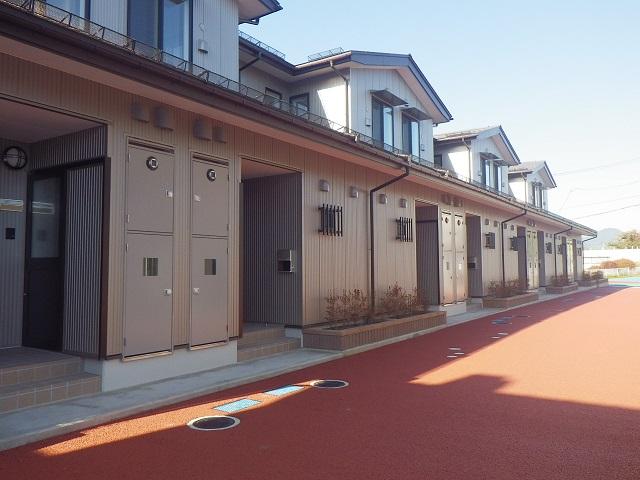 県営備後第1アパート(10・13号棟)建設(建築)工事