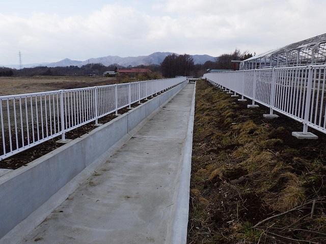 岩手山麓農業水利事業南部主幹線用水路(その3)工事